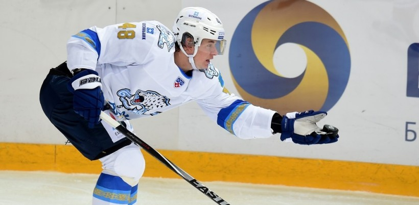 KHL: Happy New Year For Barys. January 3 Round-up