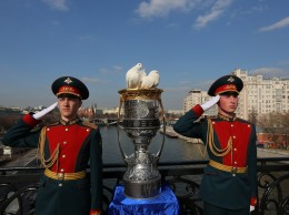 KHL: Gagarin Cup Tours The Capital