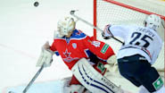 KHL: Magnitka Shows Steel To Hold Off CSKA