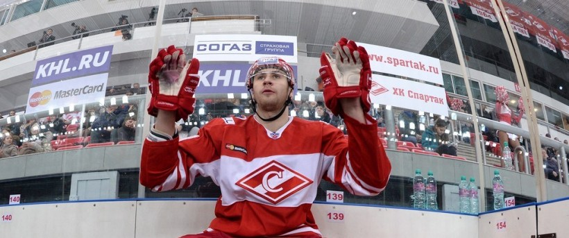 KHL: Voronin Banned For 1 Game
