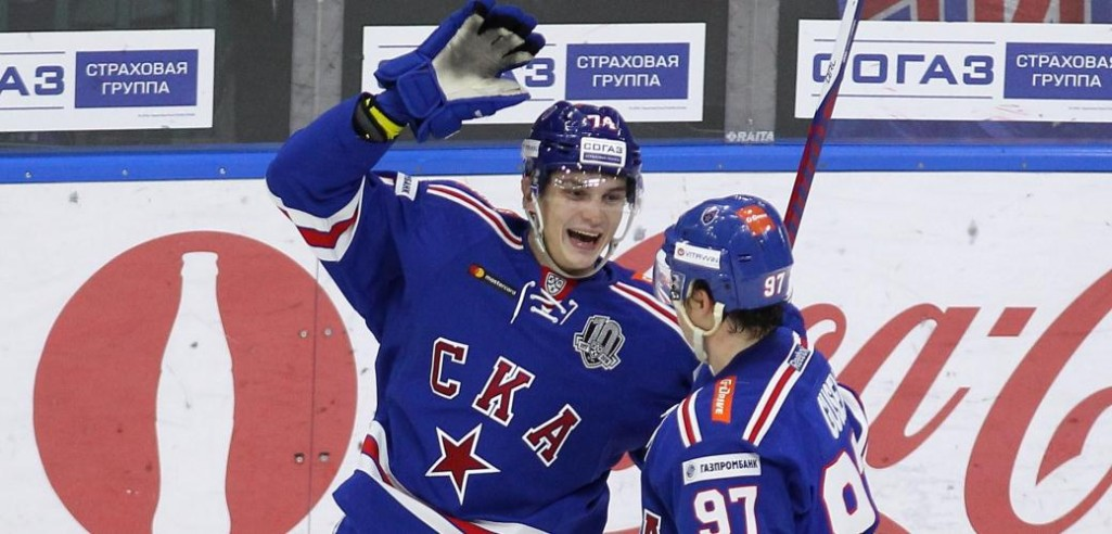 KHL: Dynamo On Brink Of Missing Playoffs. January 18, 2018 Round-up