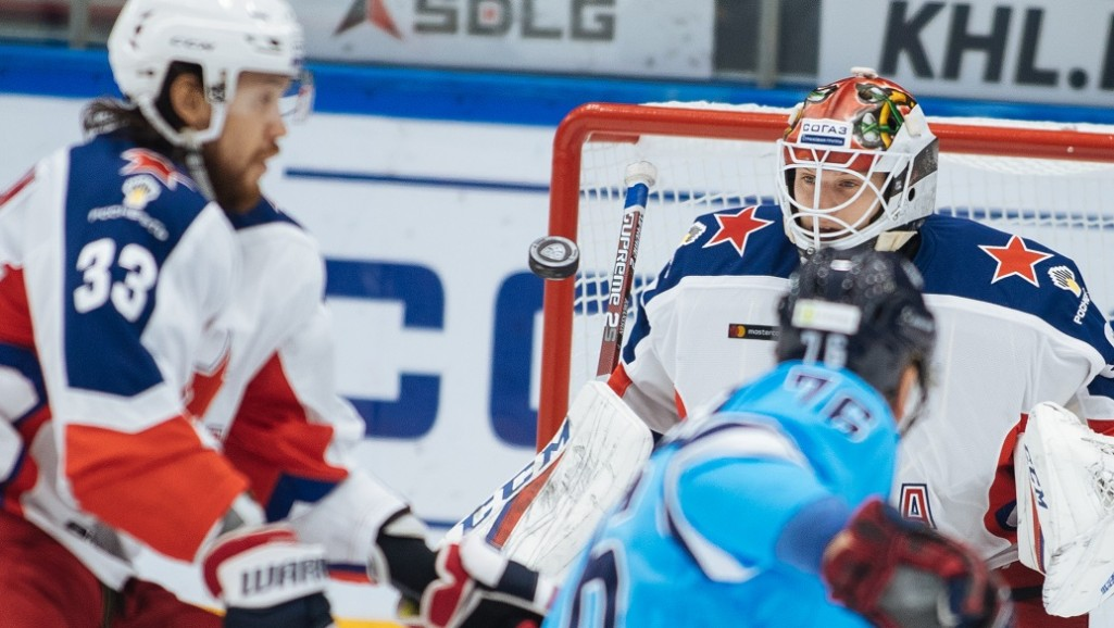 KHL: CSKA Moves Out In Front. October 5 Round-up
