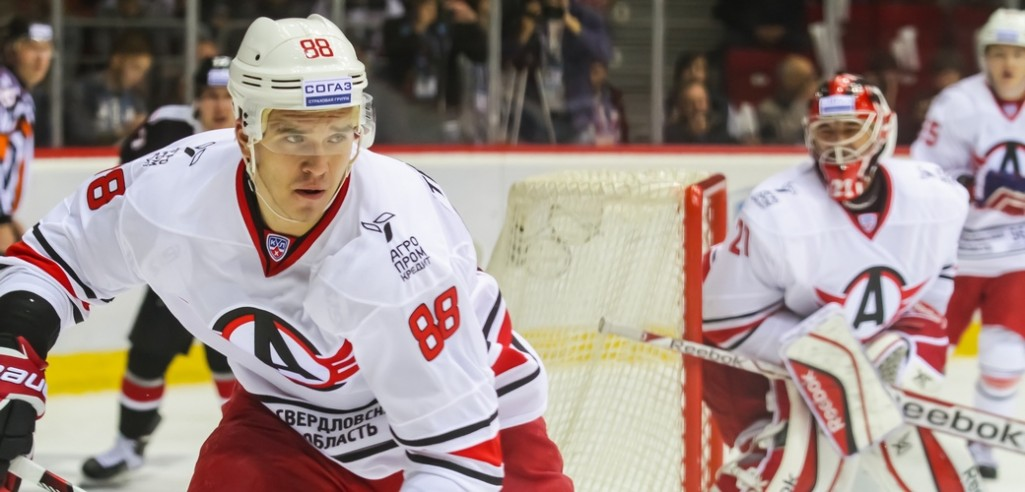 KHL: Ramo And Tryamkin Back In The Russian League – May Transfer Highlights