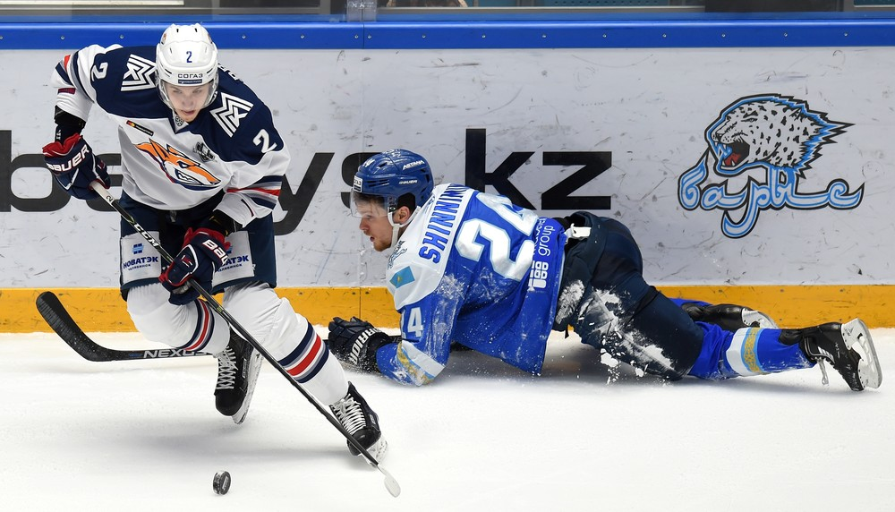 KHL: Metallurg Marches On, Ak Bars Moves To 3-1. Playoff, March 15, 2017