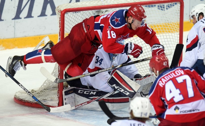KHL: Army Men On A Revenge Mission. Western Conference Play-off Round One Preview