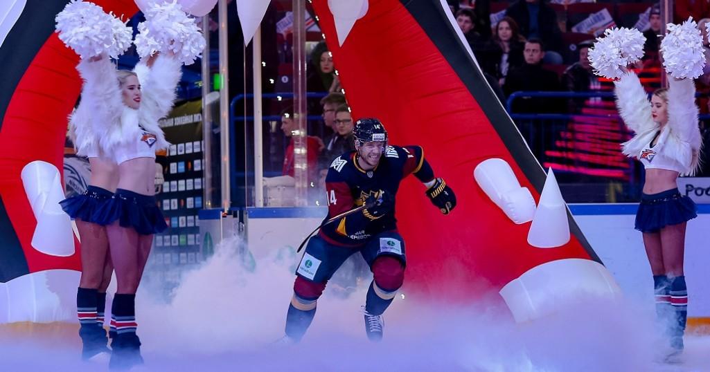 KHL: SKA's Comeback Thwarts Amur, Magnitka Edges Jokerit. November 2 Round-up