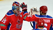 KHL: Prokhorkin Downs Dynamo Again. January 5 Round-up