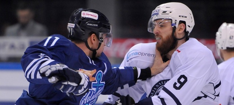 KHL: Larkin Banned For 1 Game