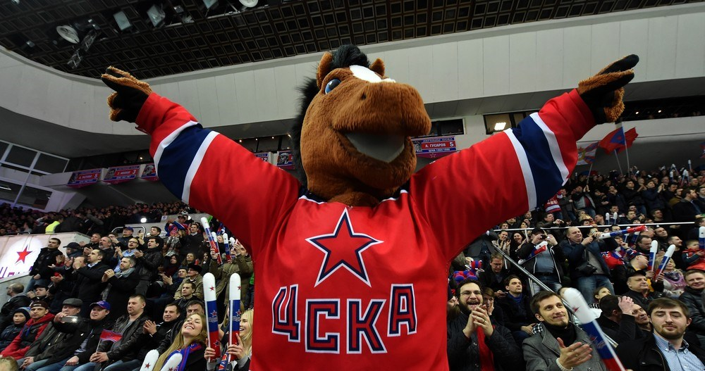 KHL: The Grand Final, Game 1 (video)