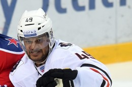 KHL: Aliu Banned For 1 Game