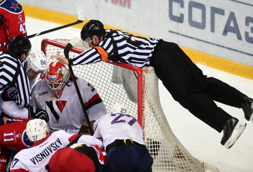 KHL: Smooth Start For CSKA