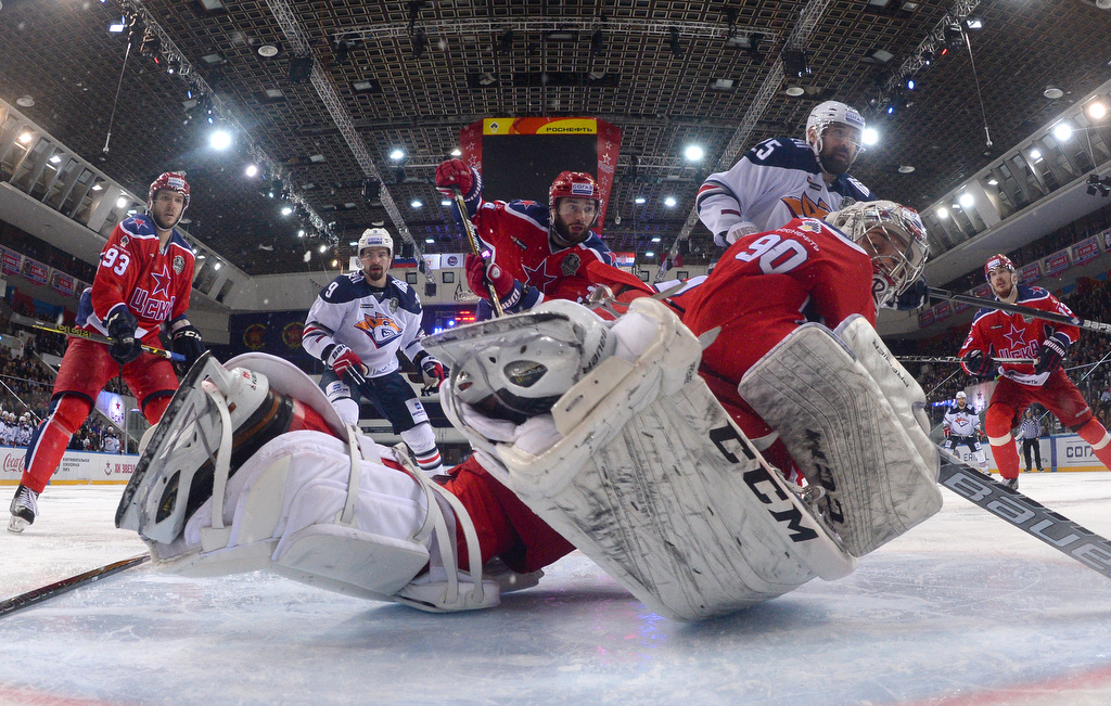 KHL: The Grand Final, Game 2 (video)