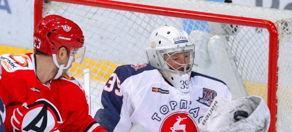 KHL: The Butler Did It – Torpedo's Recent Signing Sinks Avtomobilist
