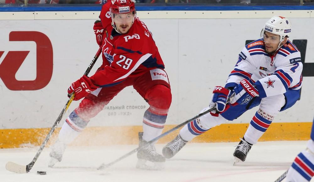 KHL: Barabanov Emerges With Winning Goal. Playoff, March 27, 2017
