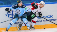 KHL: Short-handed Sibir Squares The Series. Eastern Quarter-finals, Day 2