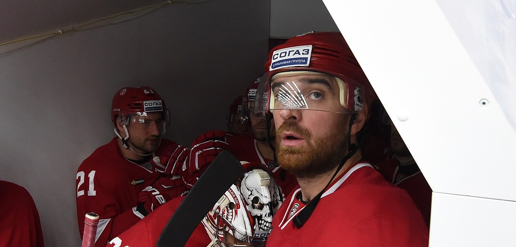 KHL: Semenov Banned For 1 Game