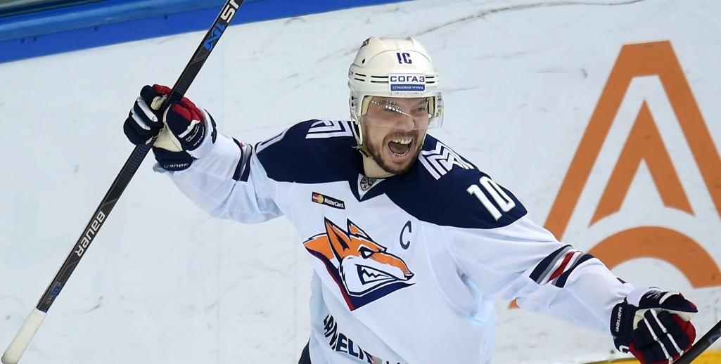 KHL: March's Finest - Sorokin, Denisov, Mozyakin And Sergiyenko