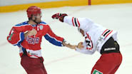 KHL: Radulov Leads CSKA To Victory. October 23 Round-up