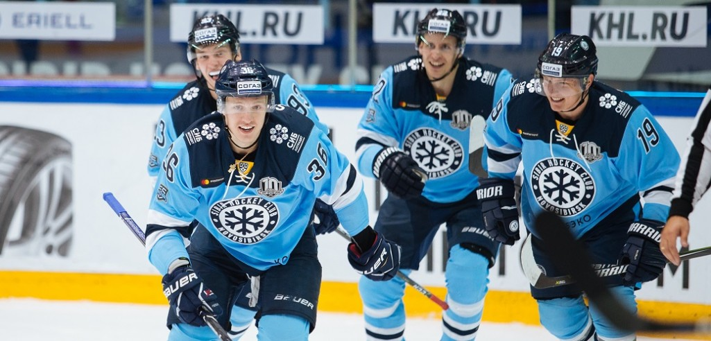 KHL: Ak Bars Struts Its Stuff, Kulyash Gets 100th Goal. October 20, 2017 Round-up