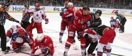 KHL: It's Lokomotiv Vs SKA! Playoff, March 18, 2017