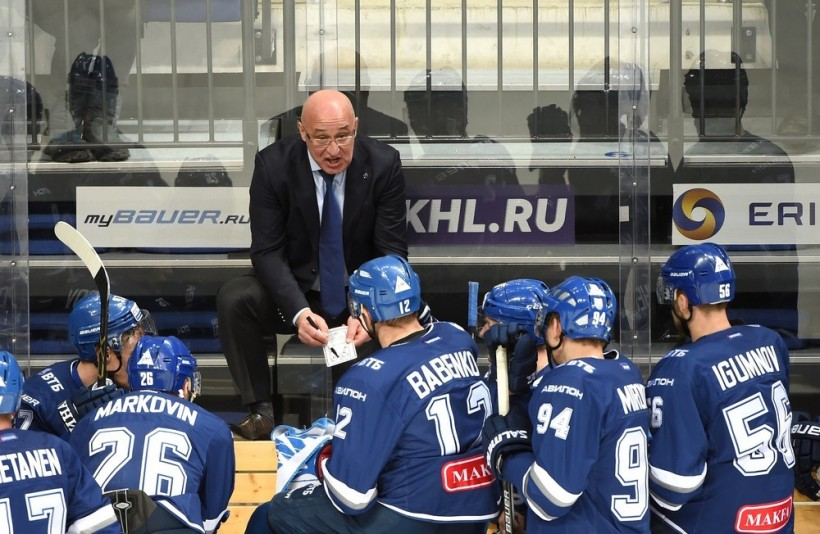 KHL: Change Of Coach Sparks Change Of Fortunes. January 4 Round-up