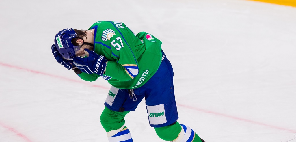 KHL: Goncharov Banned For 1 Game