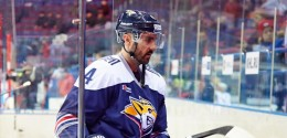 KHL: Chris Lee - I'd Be Crazy Not To Want A Return To Magnitka