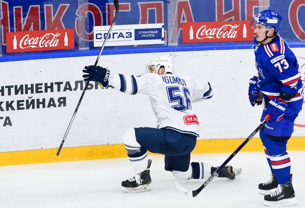 KHL: Dynamo's Rope-a-dope Victory