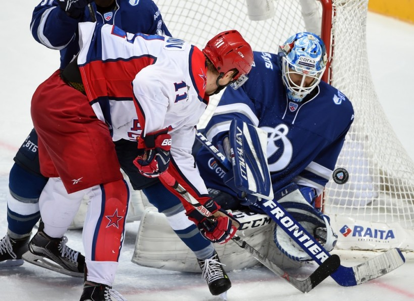 KHL: Dynamo Edges Derby Win. December 5 Round-up