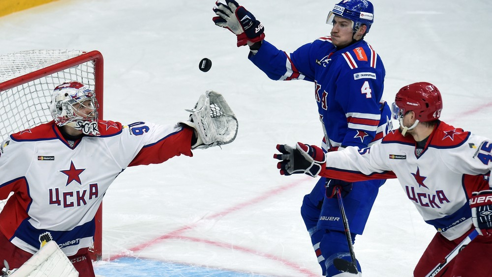 KHL: Players Of The Conference Finals - Sorokin, Lepisto, Semin And Dergachyov