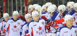 KHL: Army Men On The March; Severstal Shows Its Steel.