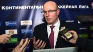 KHL: League President Dmitry Chernyshenko Meets The Clubs - Refers To Everything About The Formidable, Well-developed 'product' Except Ruble's Impact