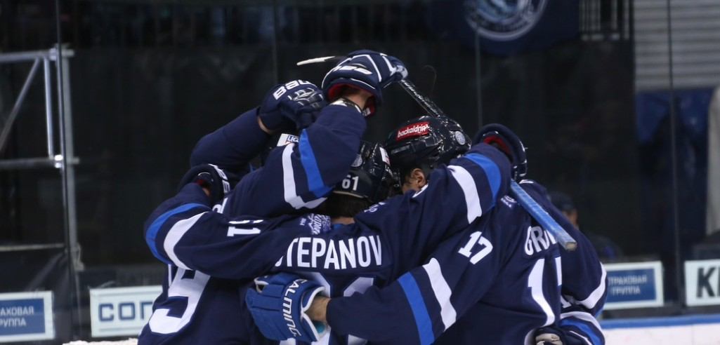 KHL: Polushaj Gives Dinamo A Shoot-out Win. February 7, 2017 Round-up