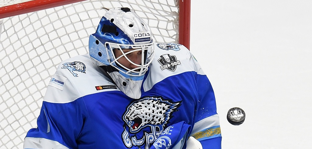 KHL: A Hat-trick Of Hat-tricks. Playoff, March 13, 2017