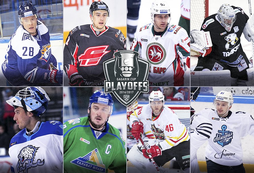 KHL: Chinese Hopes And A Long-standing Rivalry. The Playoffs Start In The East.
