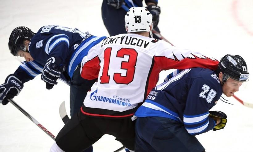 KHL: Avangard Edges Neftekhimik Again