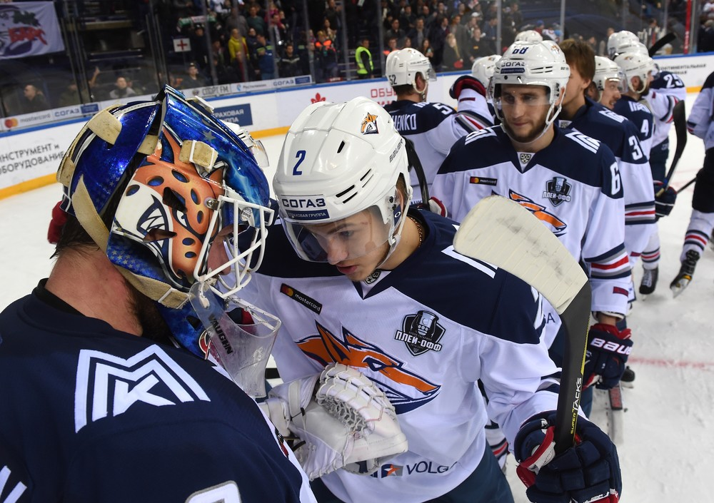 KHL: Metallurg - Record-breaking Scoring Powers Title Bid