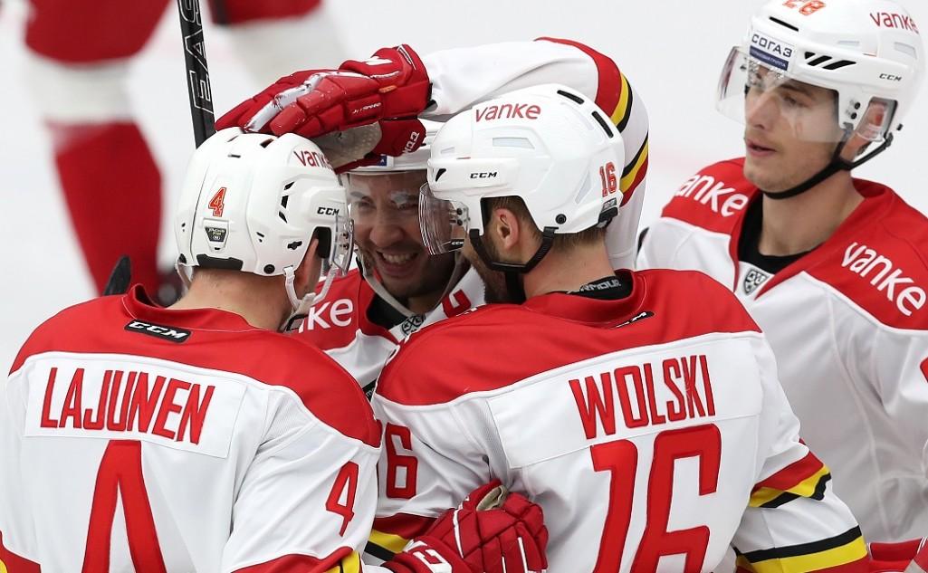KHL: Wolski Stuns Vityaz, Slovan Stumbles At Home. November 3 Round-up