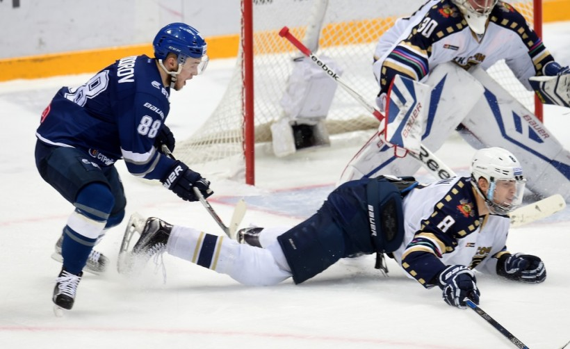 KHL: February 25, 2016 All The Day's Action To Enjoy