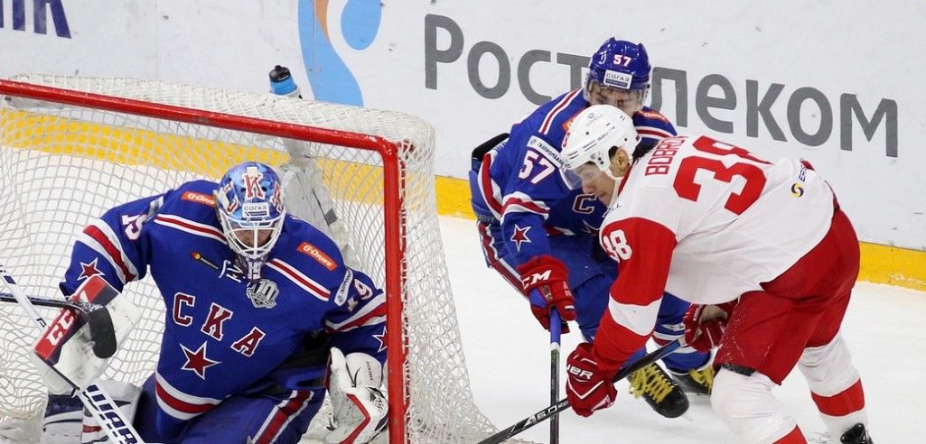 KHL: SKA Fails To Pick Up A Point, Magnitka Makes Changes. November 2, 2017 Round-up