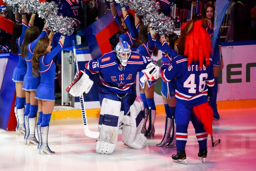 KHL: December 4, 2015 - All The Day's Action To Enjoy (video)