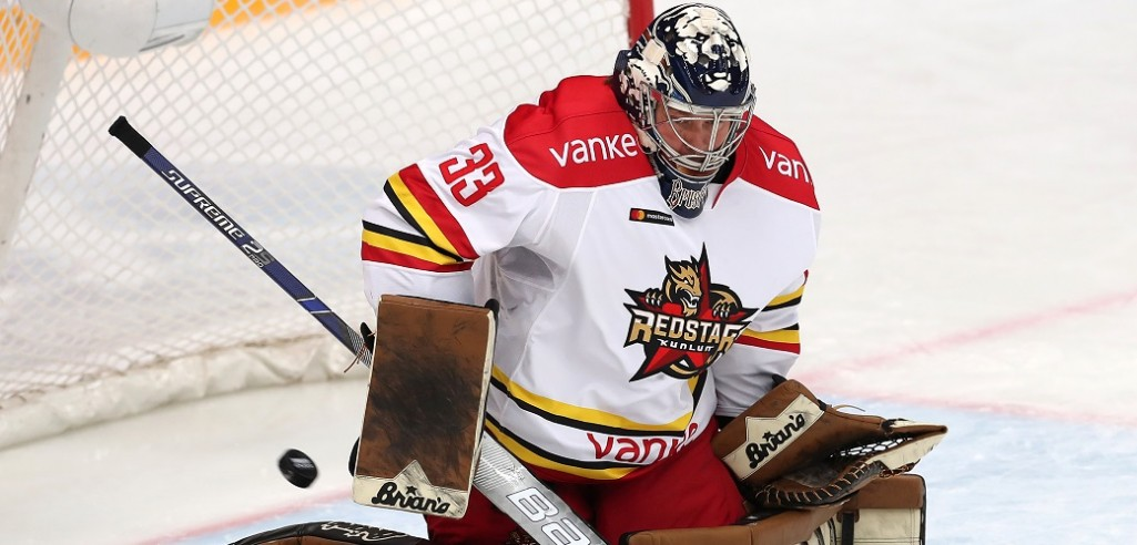 KHL: Barry Brust Leaves Kunlun Red Star