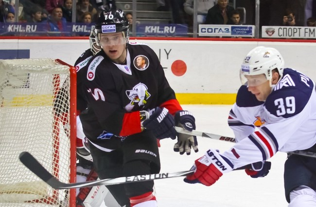 KHL: November 25 - All The Day's Action To Enjoy