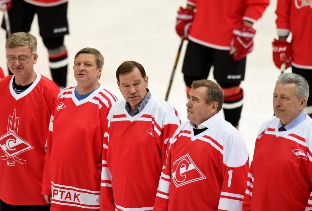 KHL: Celebrating Anniversaries In Moscow And Nizhny Novgorod