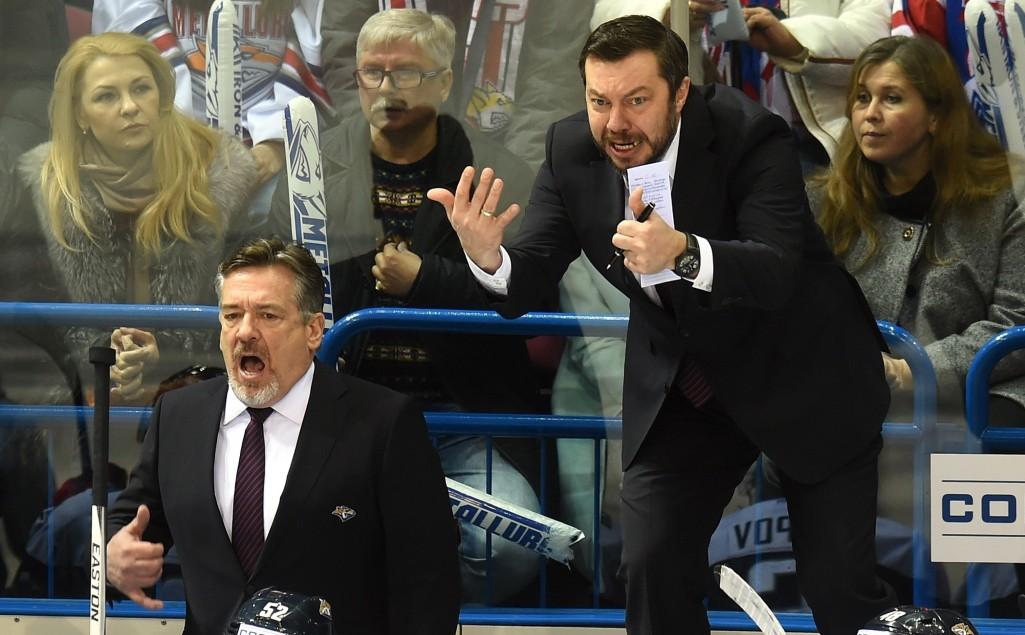 KHL: Magnitka Marches Into Grand Final