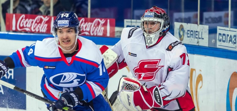 KHL: January 9,2016 - All The Day's Action To Enjoy