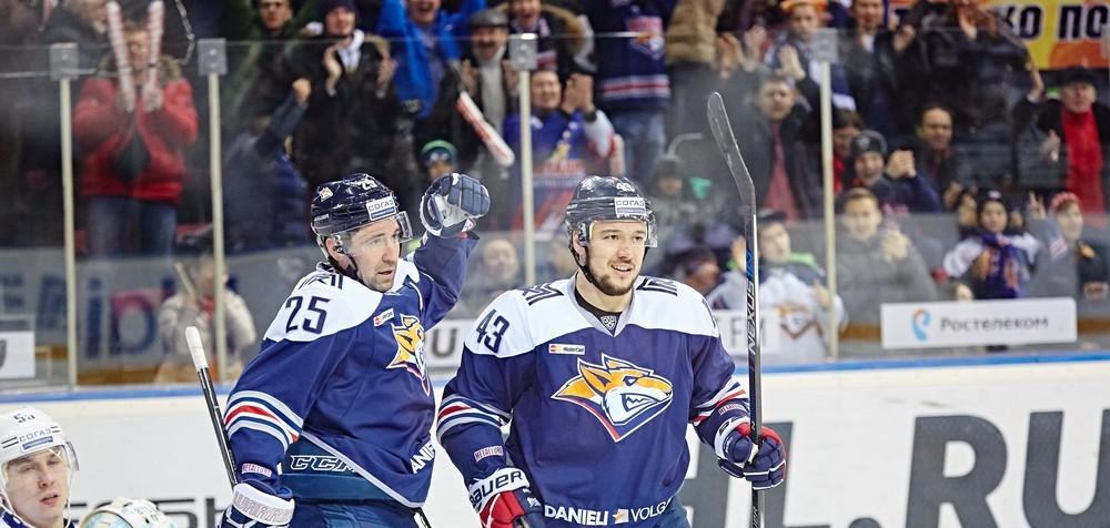 KHL: Magnitka, SKA Impress On Russian League's Super Monday. November 21, 2016 Round-up