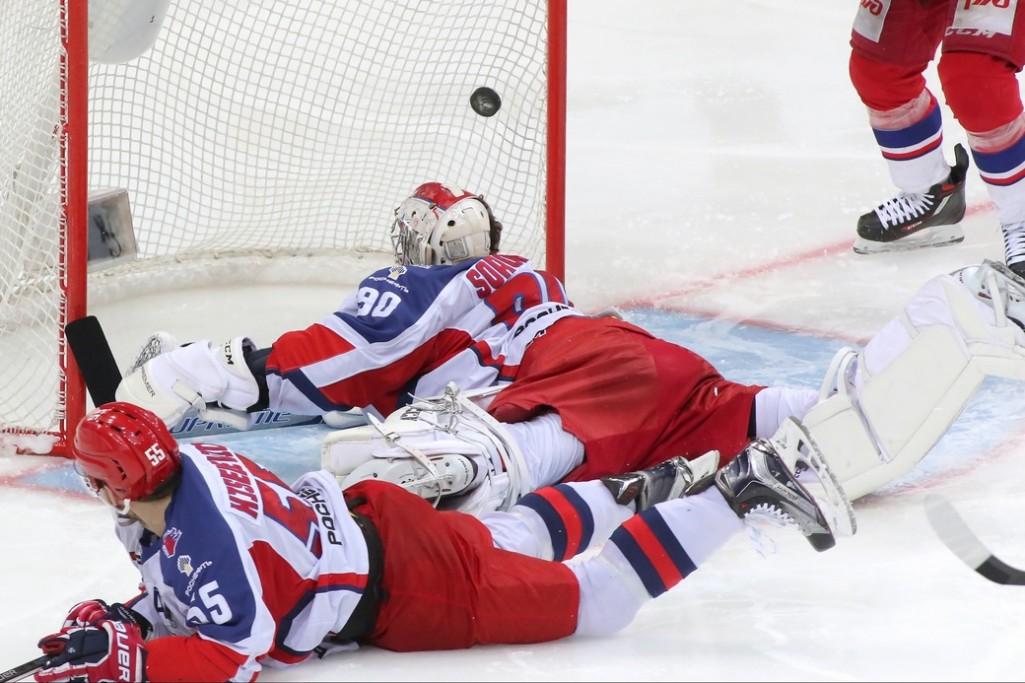 KHL: Kovalchuk's 350 Points In Russian Championships, Mozyakin's 340 Tallies