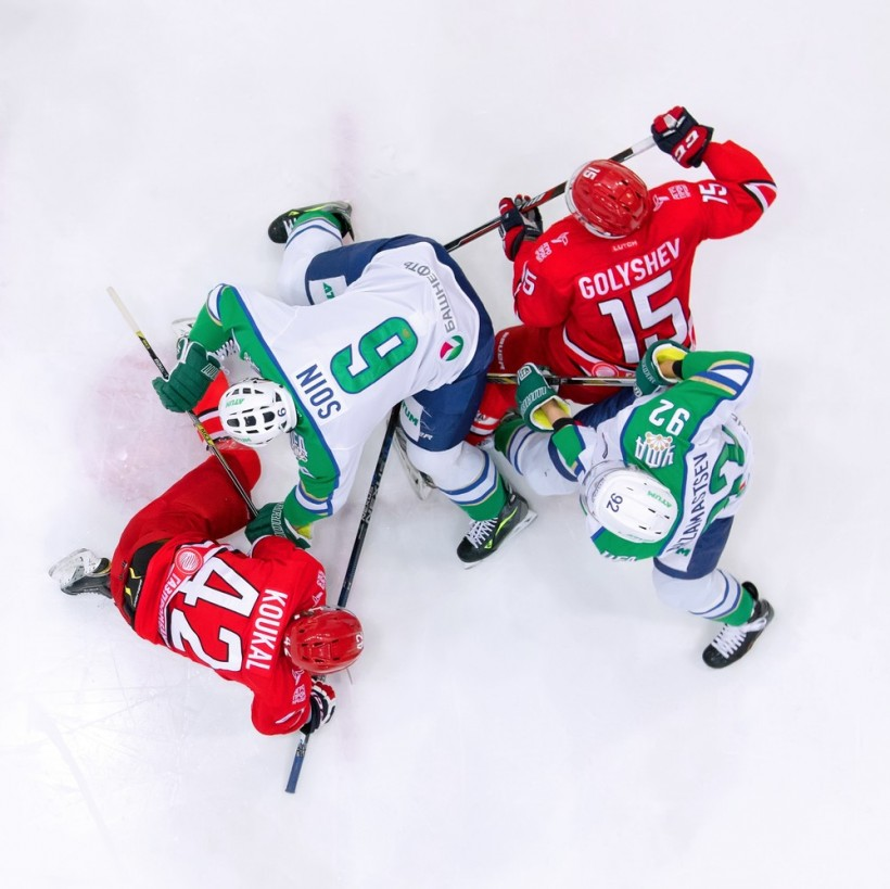 KHL: January 27, 2016 - All The Day's Action To Enjoy