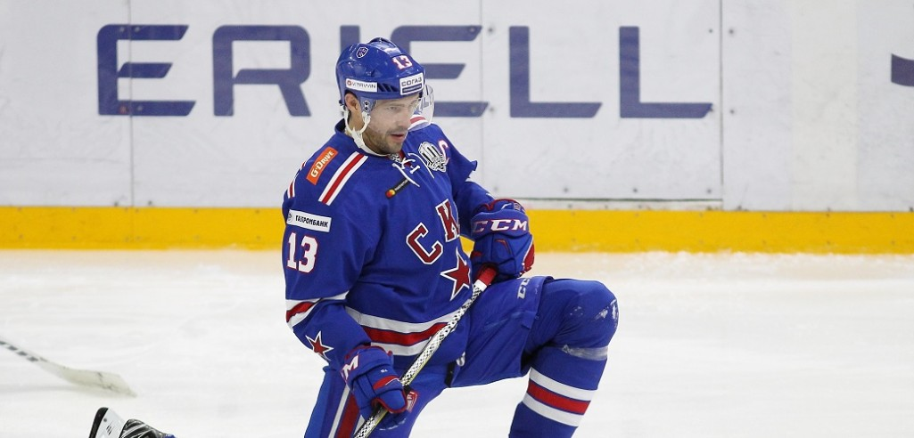 KHL: SKA Stops Jokerit's Run, Kvartalnov Wins At Former Club. Oct 21, 2017 Round-up